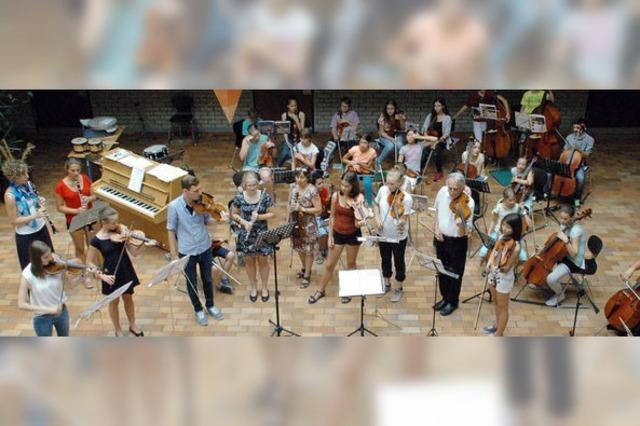 Ein musikalischer Ausflug in die Tropen