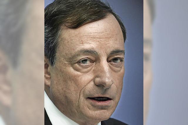 Zentralbank und Europartner bauen Griechenland eine Brücke