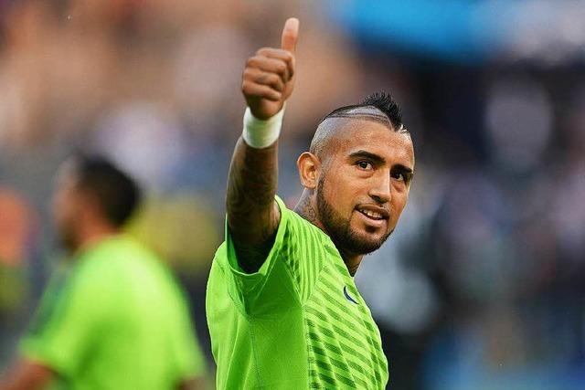 Vidal soll zum FC Bayern München wechseln