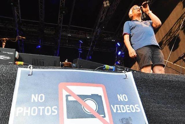 Wie war's bei... Bob Dylan beim Stimmen-Festival in Lörrach?