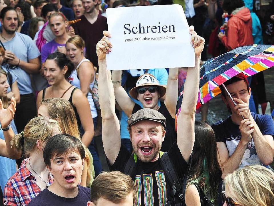 Die Parade 2014   | Foto: Thomas Kunz