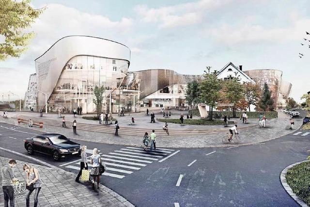 Pro & Contra: Soll in Weil am Rhein das Einkaufszentrum Hangkante entstehen?