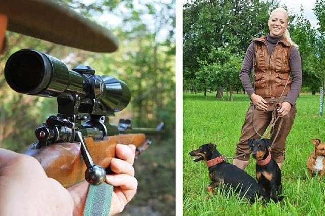 Waidfrausheil : Immer mehr Frauen entdecken das Jagen für sich