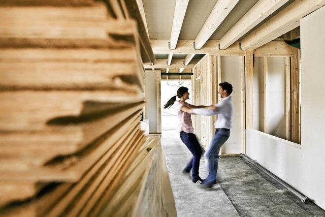 Bauen auf dem Grundstück der Eltern