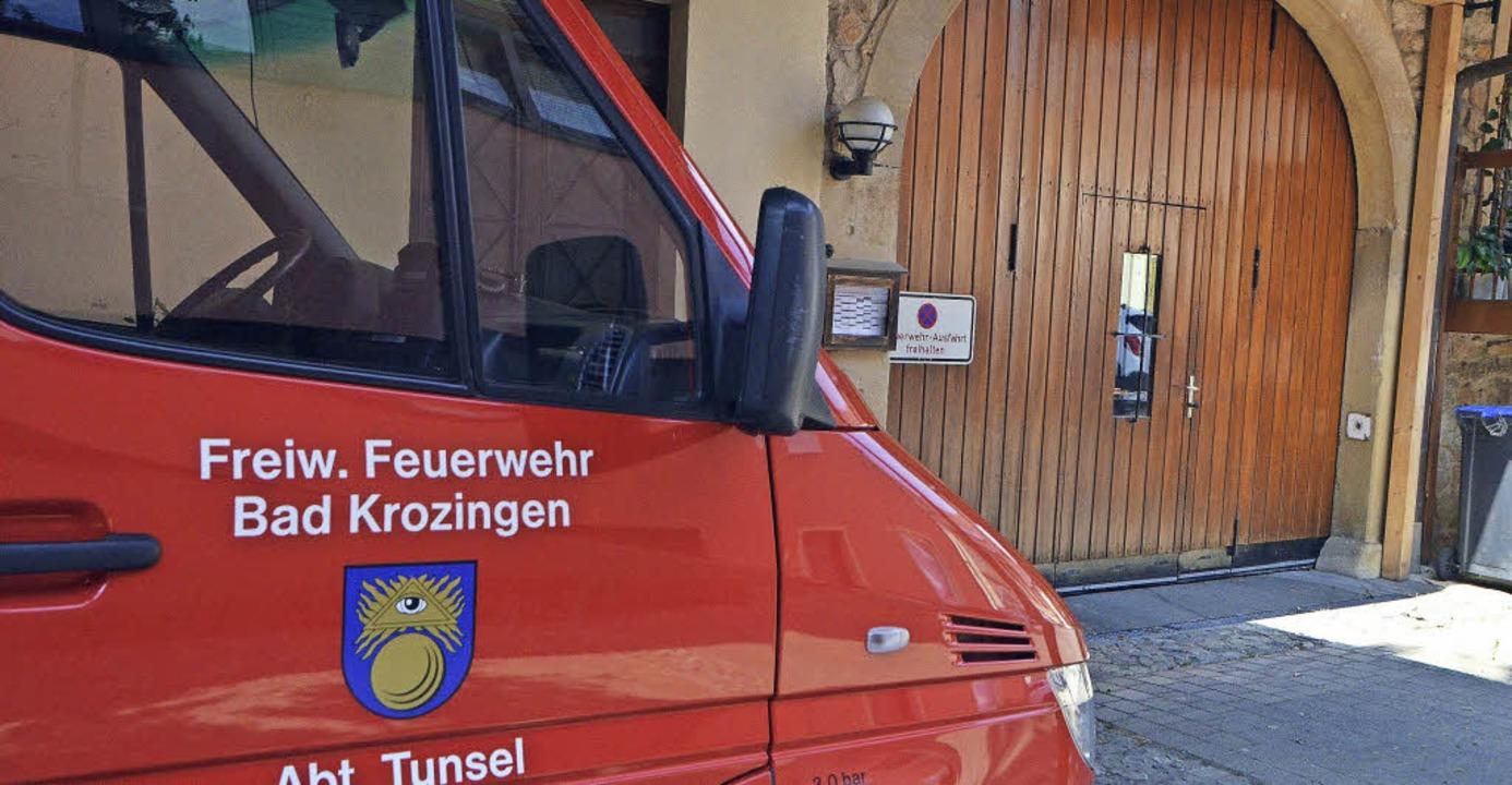 Für das Gerätehaus in Tunsel ist noch keine Lösung gefunden.  | Foto: Susanne Müller