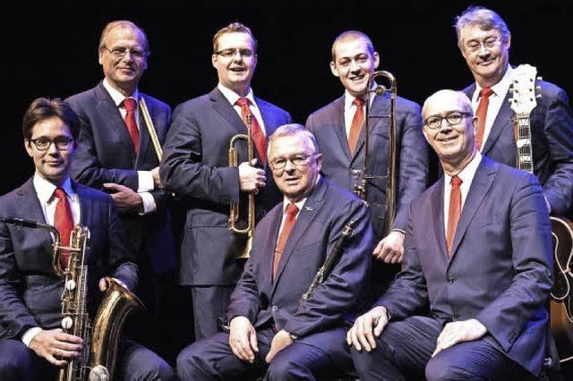 Dutch Swing College Band und Boogie Connection in Senzlingen