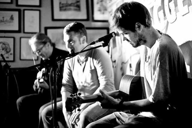 Akustik Trio Michael Oertel & Friends in Müllheim