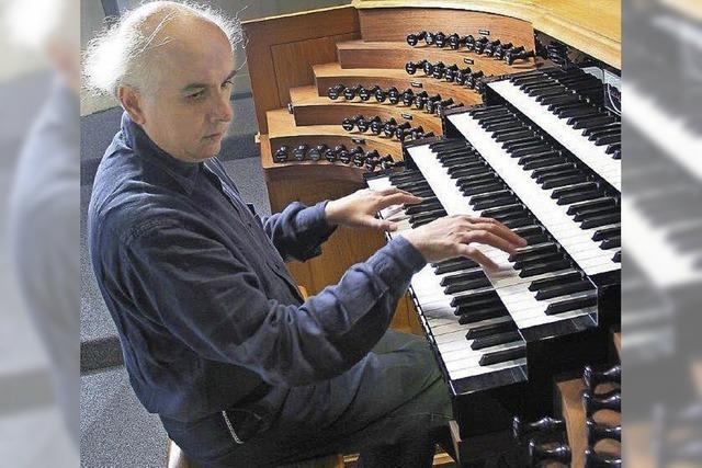 Orgelkonzert mit Francesco Finotti im Dom