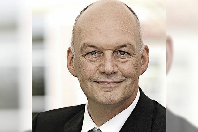Uwe Schreiber wird 2016 neuer AOK-Chef