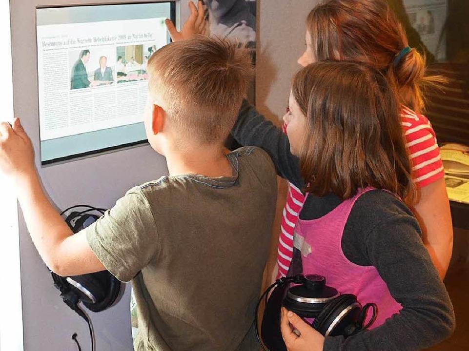 Mit Hilfe moderner Medien erreicht man Kinder und Jugendliche.  | Foto: Sarah Trinler