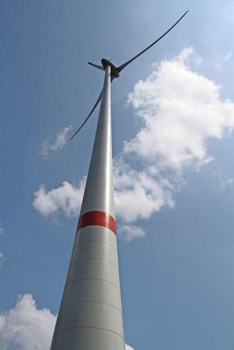Kommen Windanlagen auf den Hotzenwald?  | Foto: Archivfoto: Mielcarek