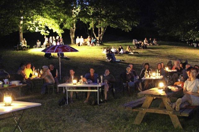 Woodstock-Feeling in Schweigmatt