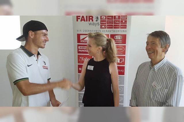 Sport-Club fördert soziale Projekte