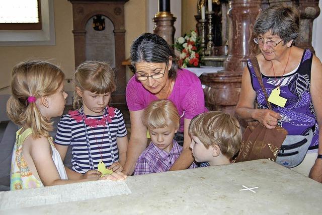 Auf Spurensuche in Offenburgs Mutterkirche