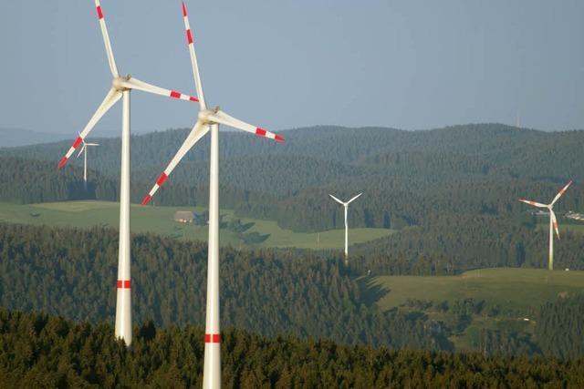 Windkraft: Glottertal droht Waldkirch mit Klage
