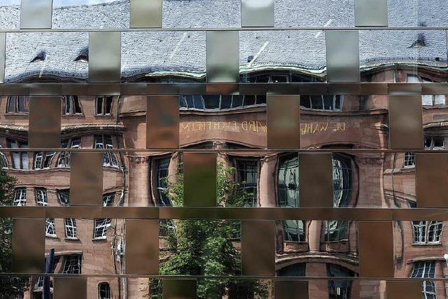 Die neue Freiburger Unibibliothek wird eröffnet – und polarisiert