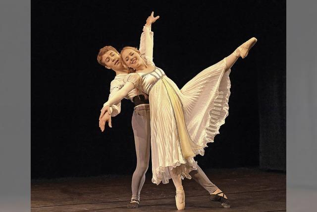 Offene Tür im Ballettstudio Moira Fetterman