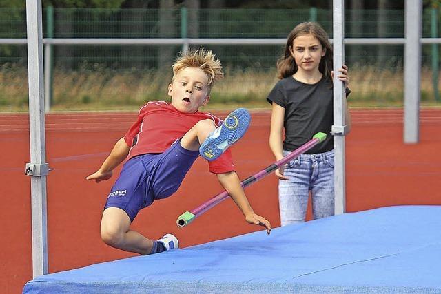 Der Sport regiert Eisenbach