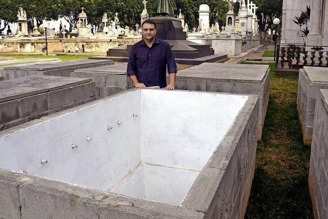 XXL-Gräber werden zur Goldgrube