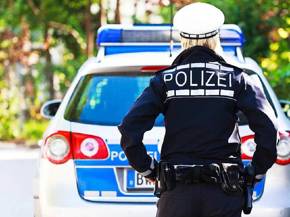 Schwule Männer, die sich am Opfinger B... von der Polizei zu unrecht gegängelt.  | Foto: Dominic Rock