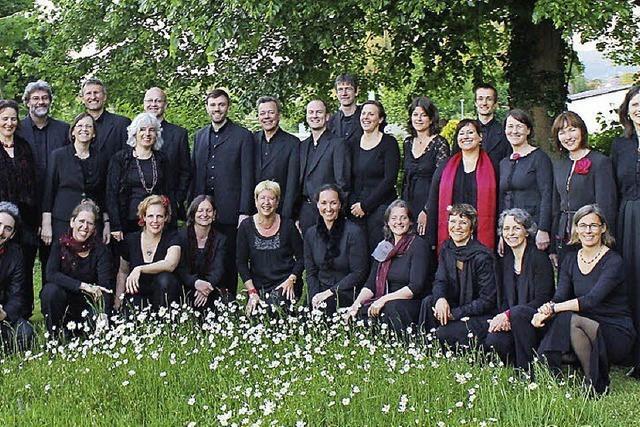 Chorkonzert mit dem John-Sheppard-Ensemble in der Hilarius-Kirche in Freiburg-Ebnet