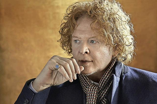 Simply Red in der St. Jakobs Halle in Basel