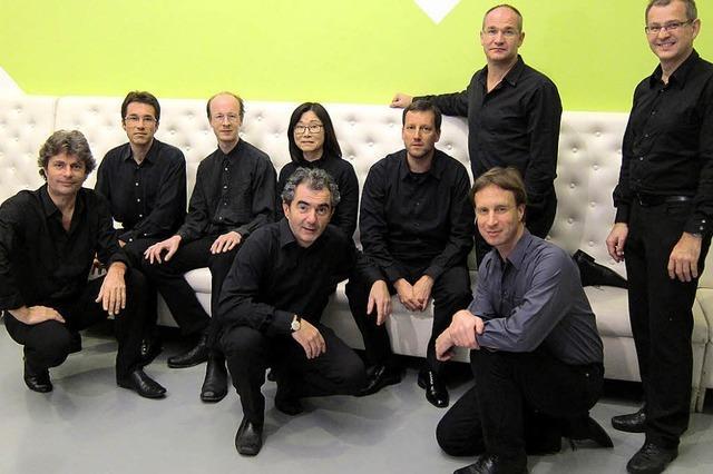 Neue Musik mit dem Ensemble SurPlus im Freiburger E-Werk