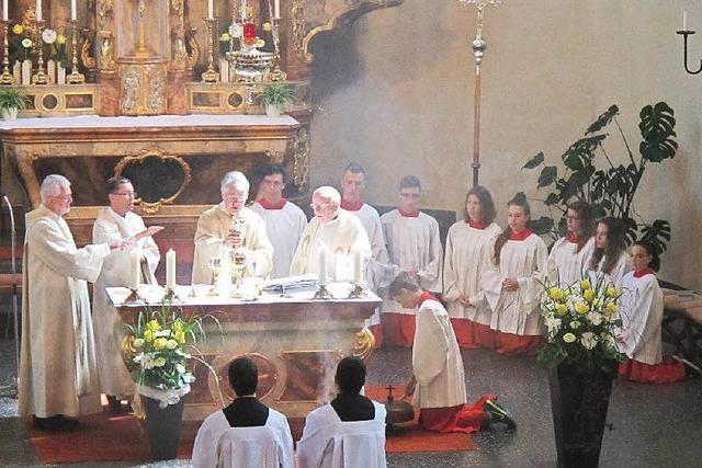 Goldenes Priesterjubiläum von Konrad Schultis