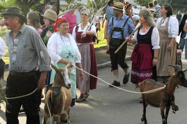 Heußgeiß-Fest in Ibach