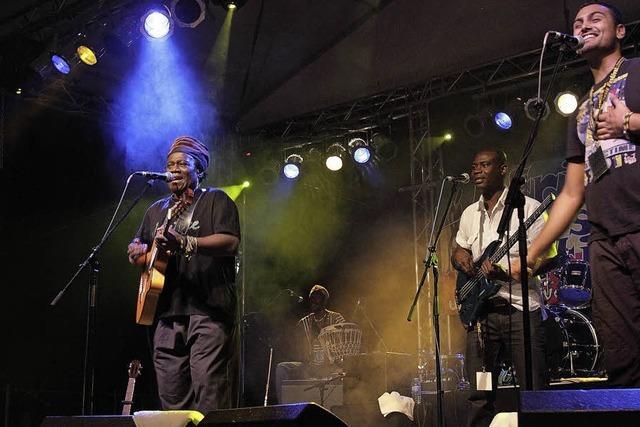 African Music Festival in Emmendingen