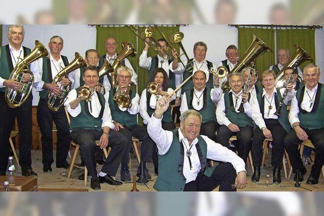 Mühlbach Musikanten in Höchenschwand