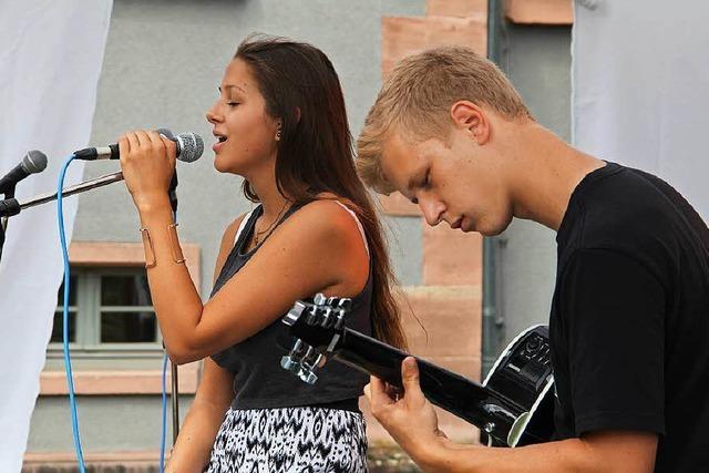 Die Musikfabrik unter freiem Himmel