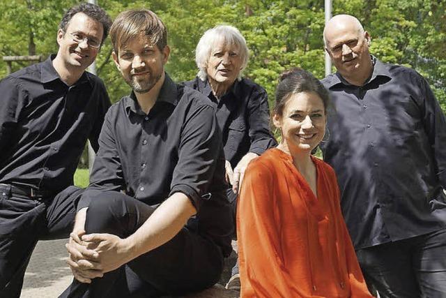 Acoustic Five in der Kulturscheune Freiburg-Ebnet