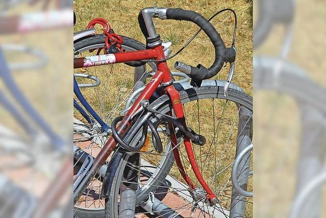 21 Fahrräder in zehn Tagen geklaut