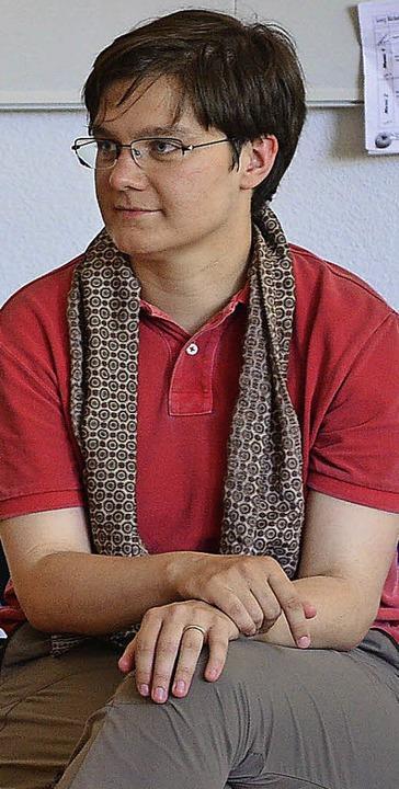 Gewerbeschullehrerin Betina Wehner lud <ppp></ppp>  | Foto: Martina Proprenter