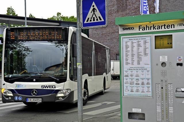 Lob fürs Stadtbusgutachten