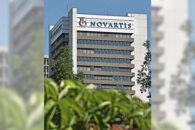 Starker Dollar trübt Novartis-Bilanz