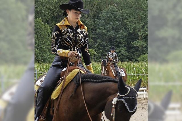 Coole Cowgirls am Kaiserstuhl