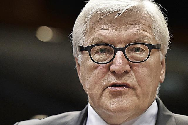 Auch Steinmeier war Ziel der US-Spione