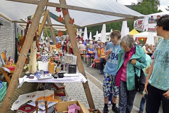 Pfarrfest in Titisee-Neustadt