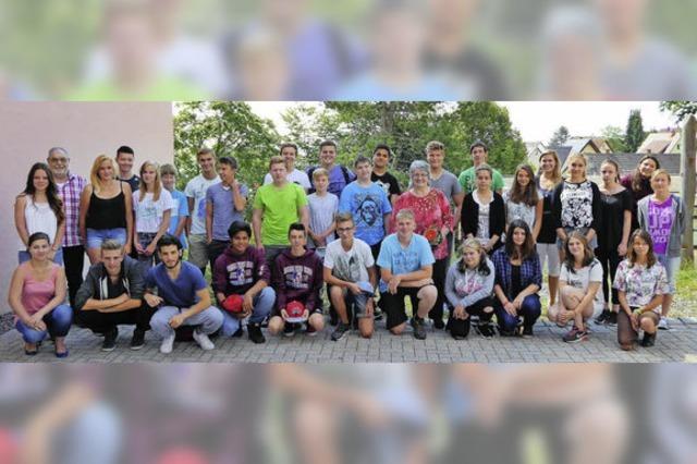 Politiker besuchen Bildungszentrum Bonndorf