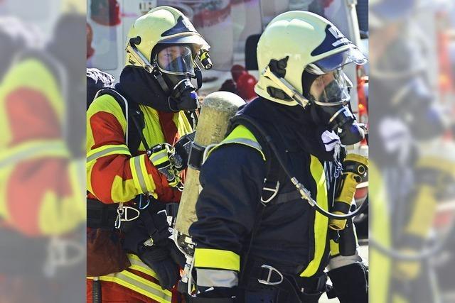 Mutprobe war Ursache für Brand in Kinderheim