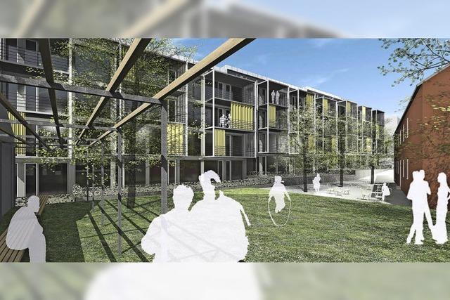 An der Wallbrunnstraße entstehen 36 Wohnungen