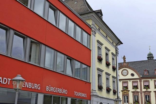 Das Bürgerbüro öffnet nach Umbau