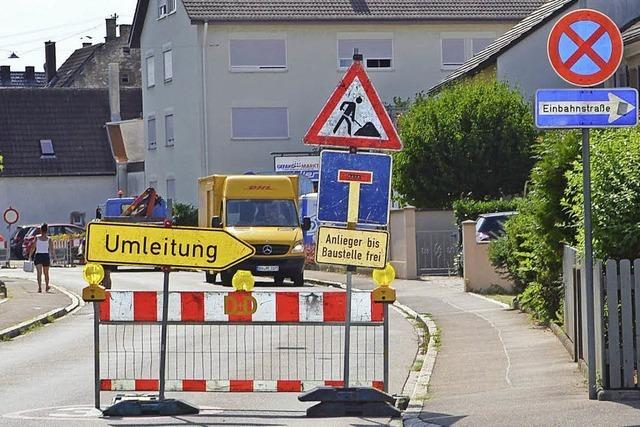 Telekom: In vier Wochen alle Baustellen beendet