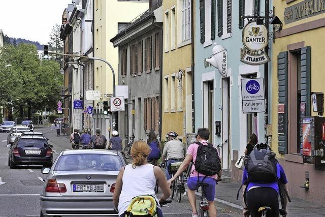Kartäuserstraße bleibt vielleicht auf Dauer eine Fahrradstraße