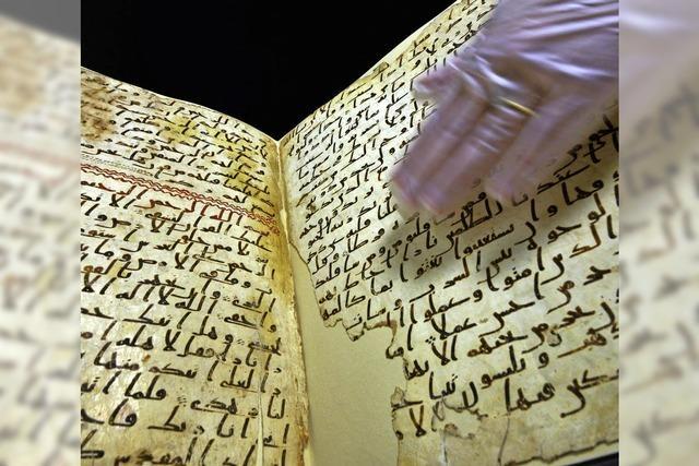 Uralter Koran entdeckt