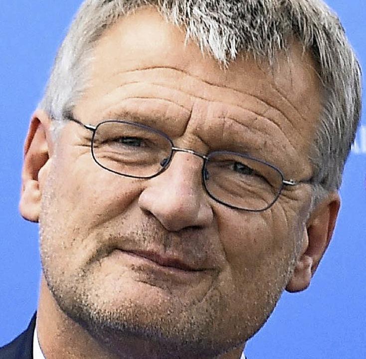 Jörg Meuthen   | Foto: dpa