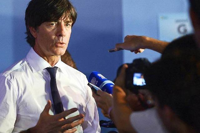 Joachim Löw reist nicht zur WM-Gruppenauslosung