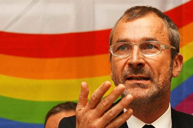 Volker Beck besorgt über Kontrollen schwuler Männer am Opfinger See